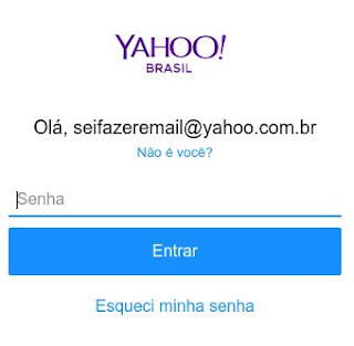Como deleto meu Yahoo Mail