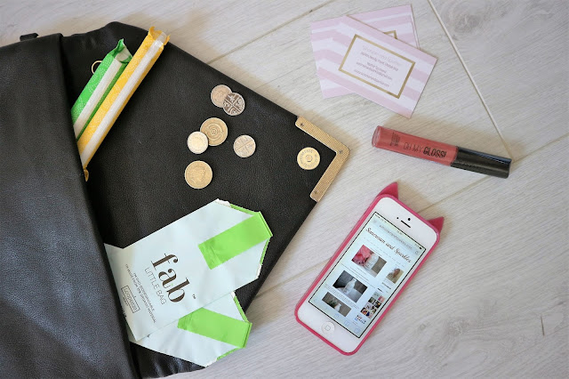 my spanish vida blog fab little bag