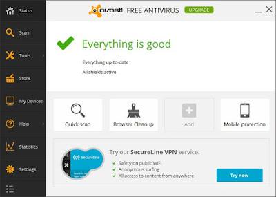 Avast Free Antivirus 11.1.2253-2
