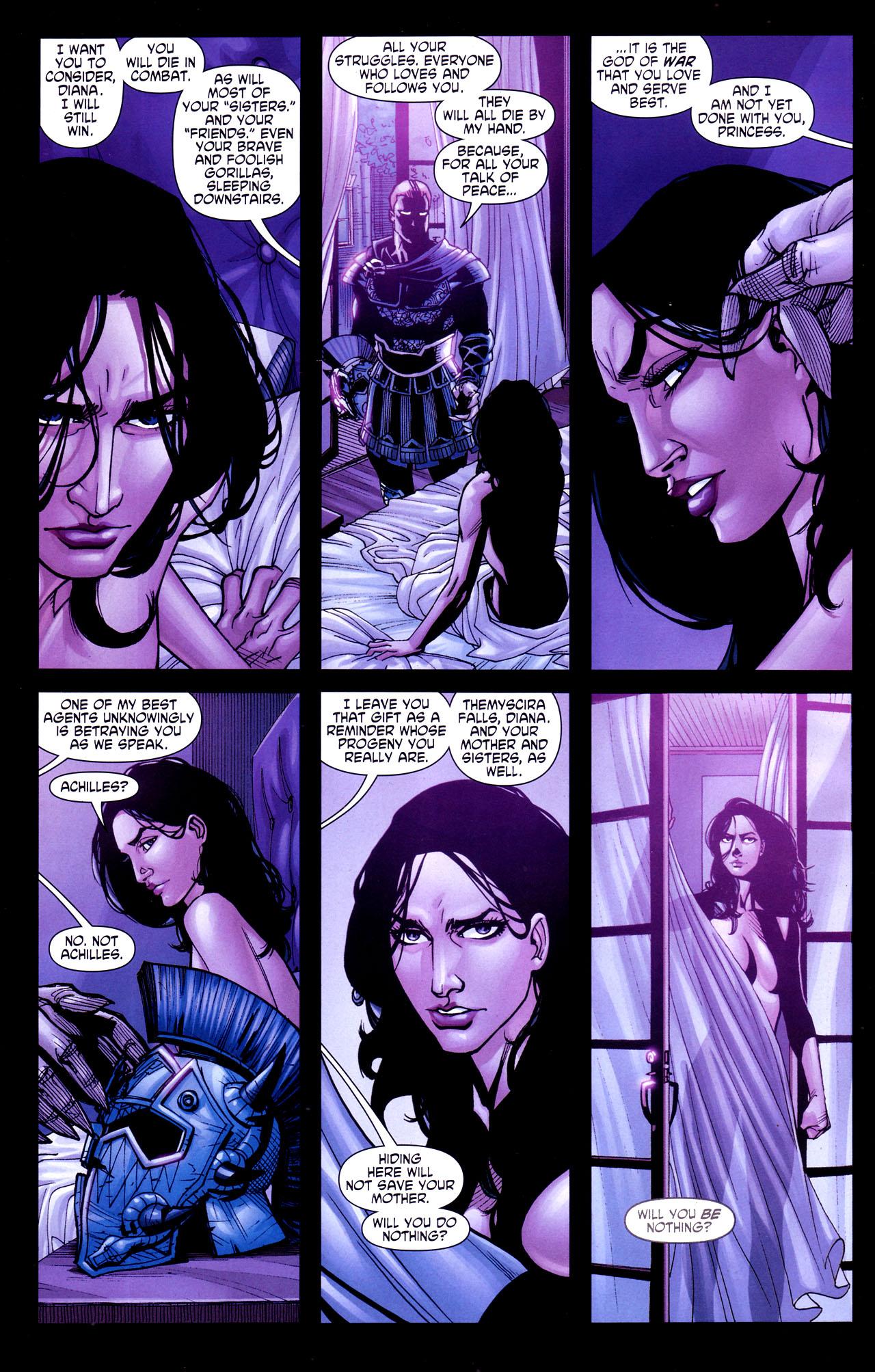Read online Wonder Woman (2006) comic -  Issue #37 - 6