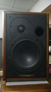 Sonus Faber Electa speaker DSC06650