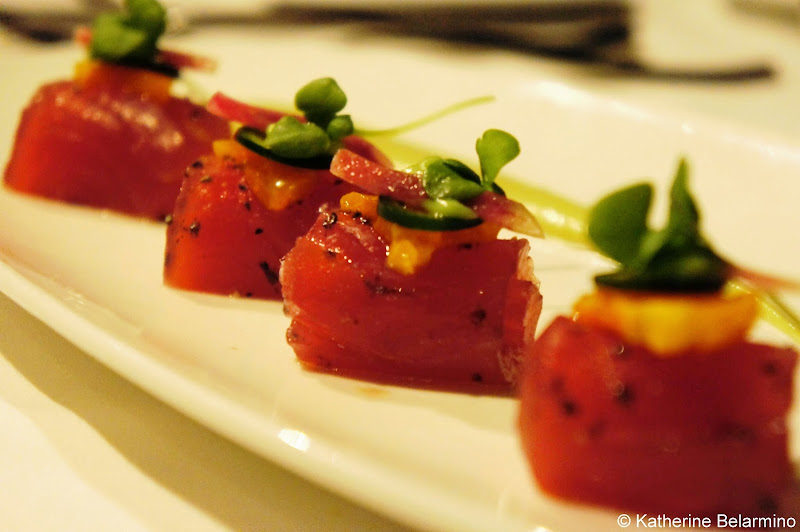 1500 OCEAN Yellowfin Tuna Sashimi