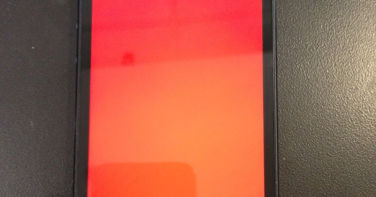 iphone red screen the wireless cartel screen of iphone 5 7467