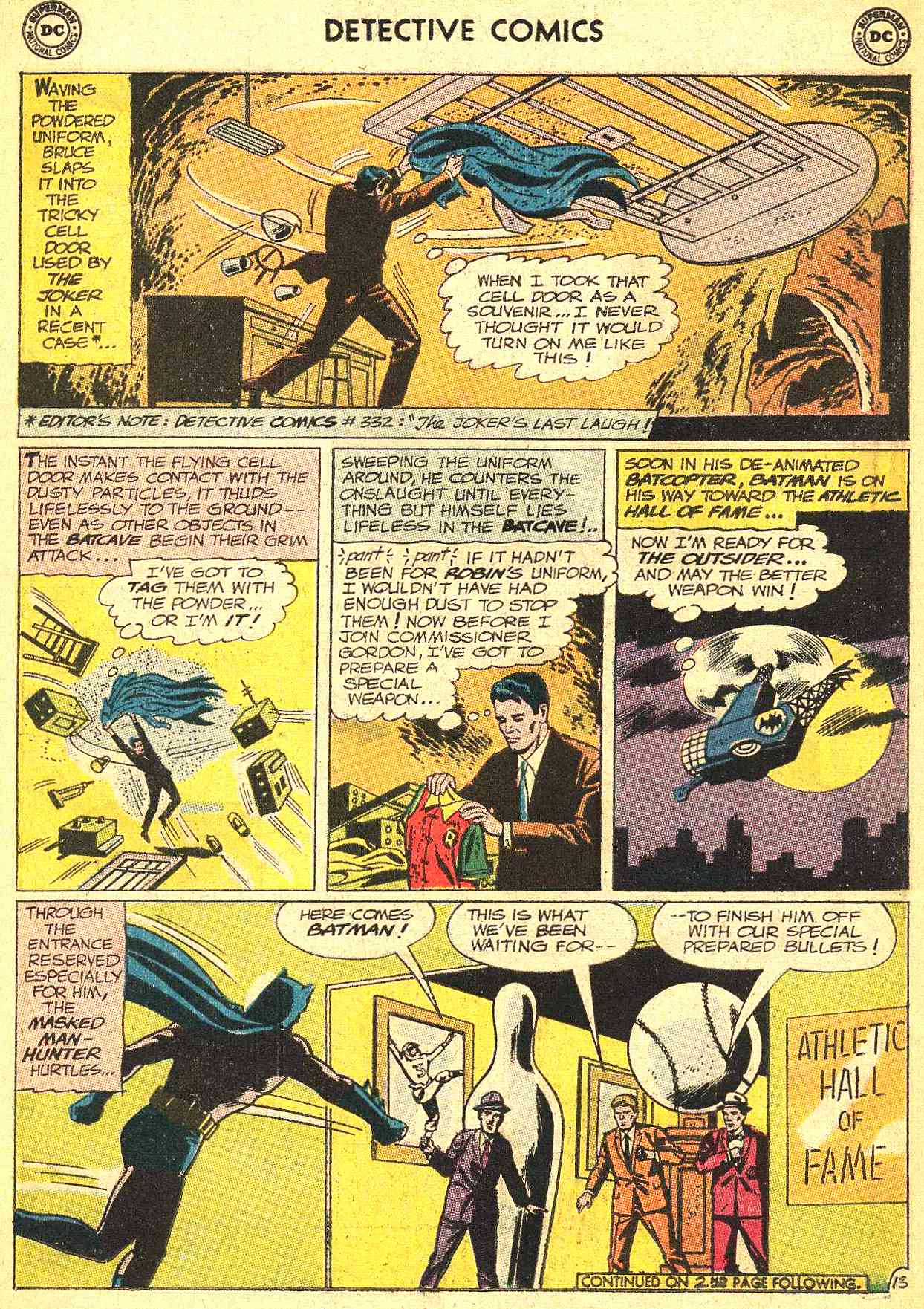 Detective Comics (1937) 340 Page 17