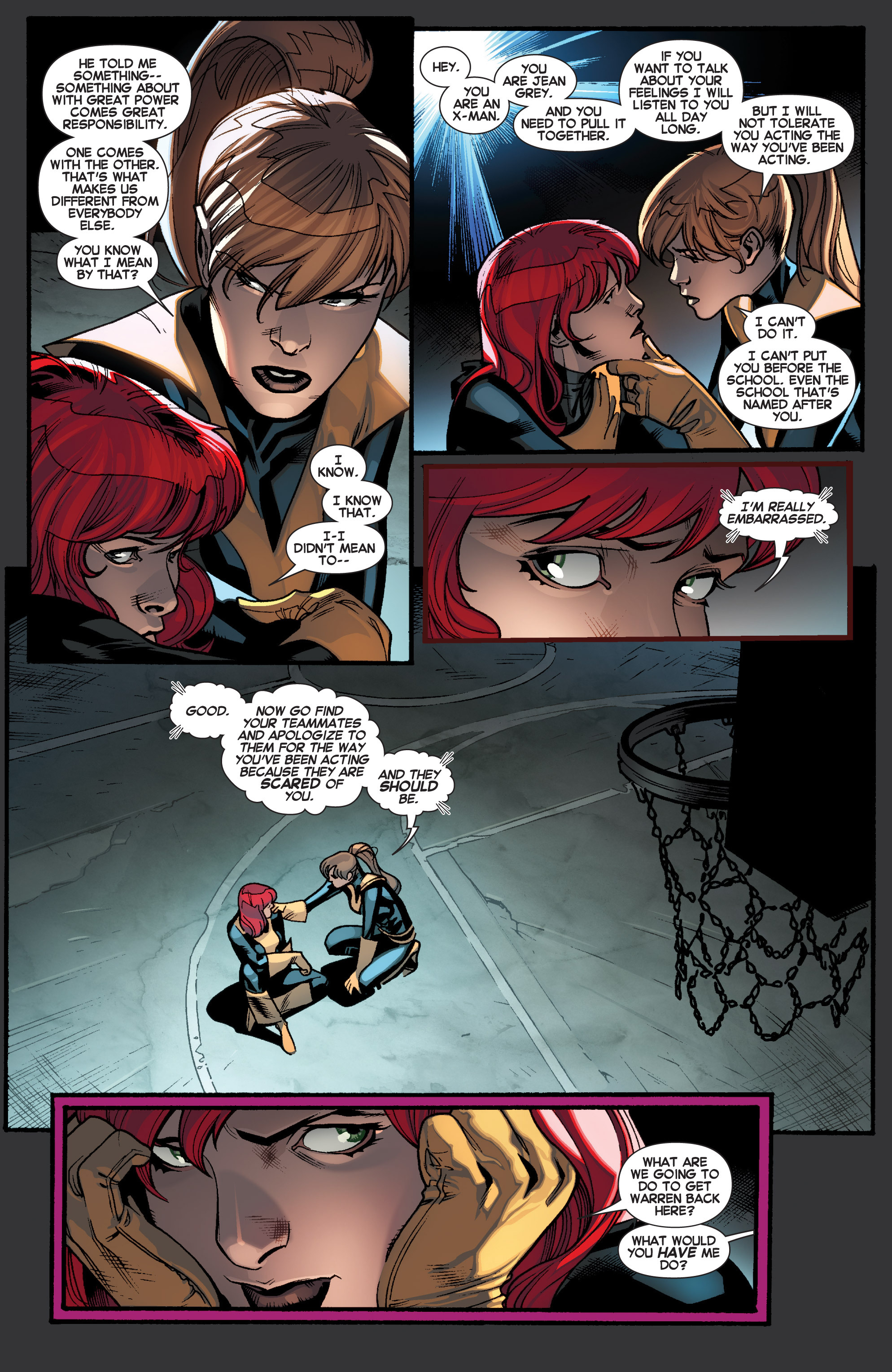 Read online All-New X-Men (2013) comic -  Issue # _Special - Out Of Their Depth - 20
