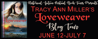 Blog Tour: Loveweaver by Tracy Ann Miller ~ Author Interview