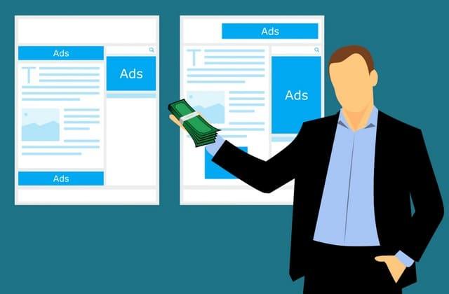Pengiklan website atau ads publisher