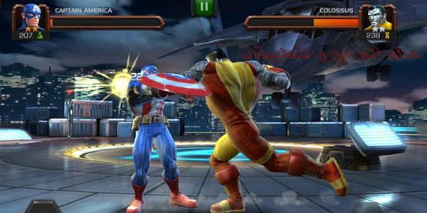 تنزيل لعبة الأبطال الخارقين DC UNIVERSE للكمبيوتر برابط مباشر