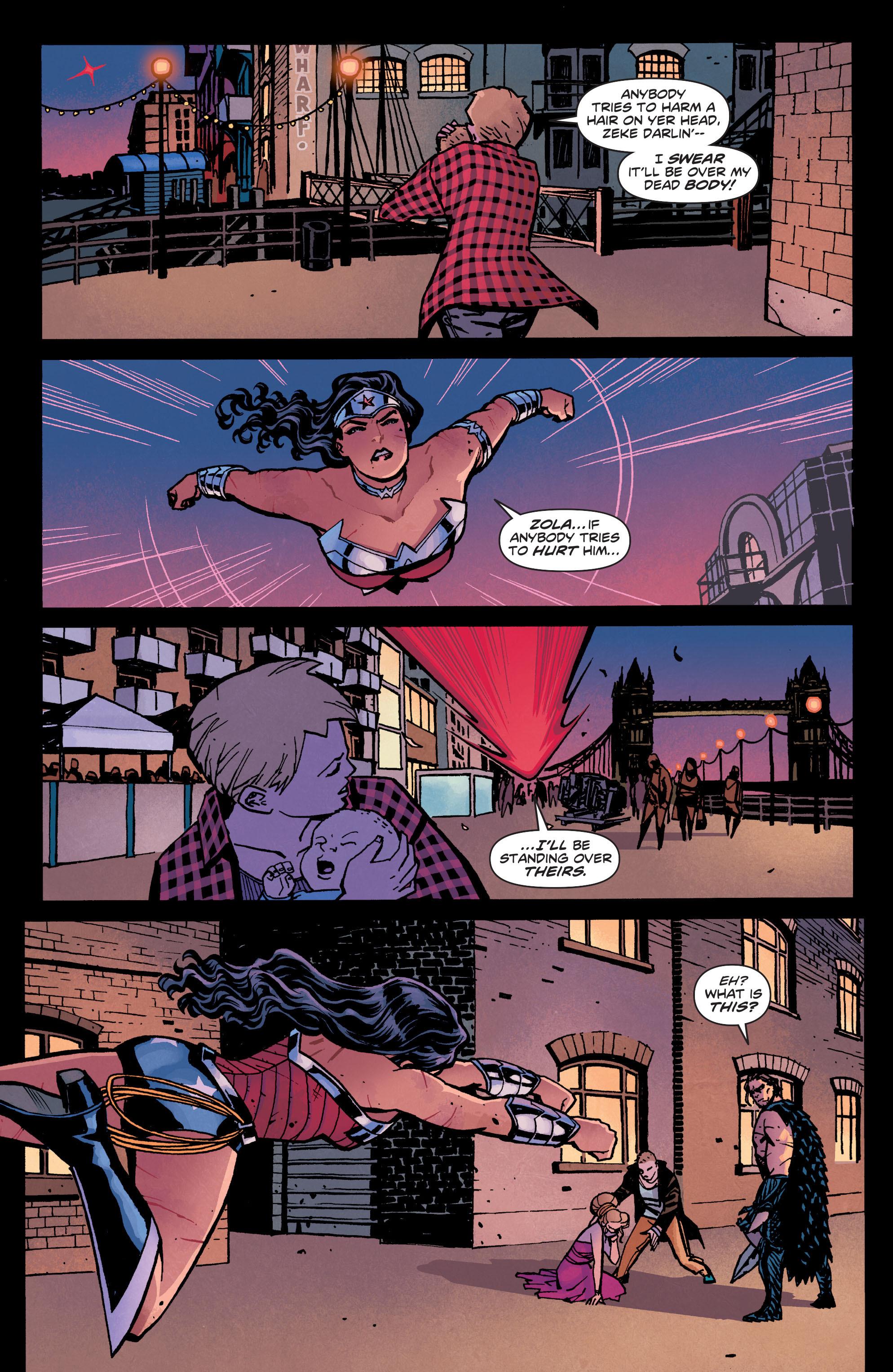 Read online Wonder Woman (2011) comic -  Issue #21 - 4