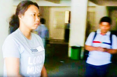 Thai woman 'tricked' into carrying cocaine