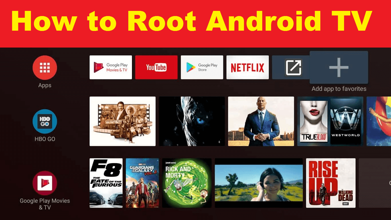 How to Root any Android TV Box - Guide
