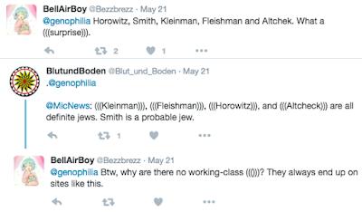 El código secreto de los neonazis para etiquetar a judíos online