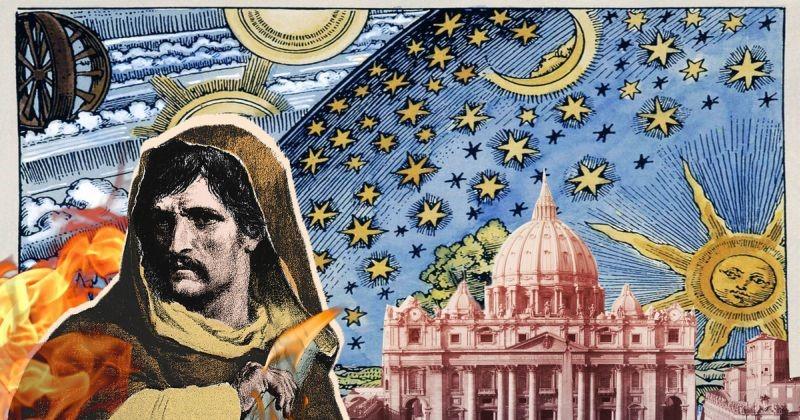 Giordano Bruno Weltbild