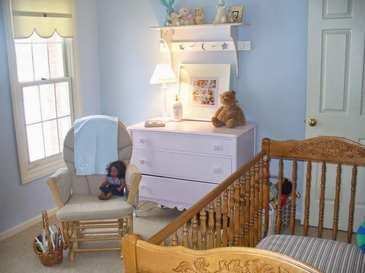 Decoracion actual de moda decoraci n del cuarto de beb s - Adornos habitacion bebe ...