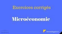 Microéconomie | Exercices Corrigés en Microéconomie 1