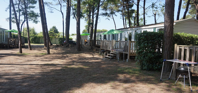 Eurocamp mobile homes