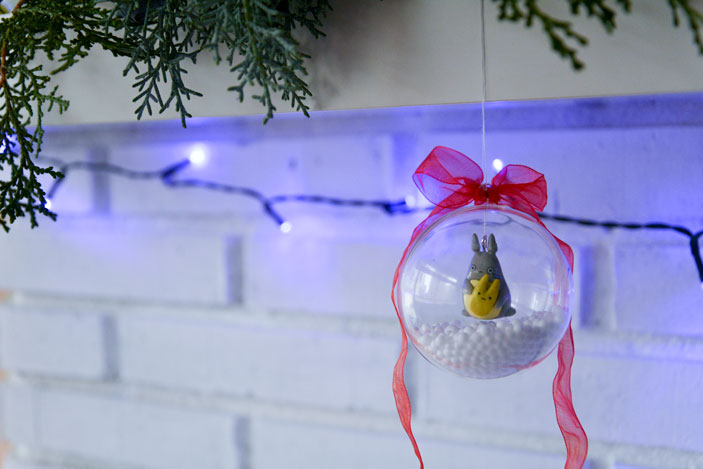Navidad Totoro