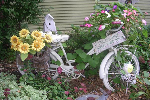 Unique Small Front Garden Ideas Pictures