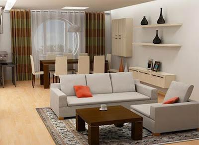 Inspirasi Ruang Keluarga yang Nyaman Dengan Furniture Rumah
