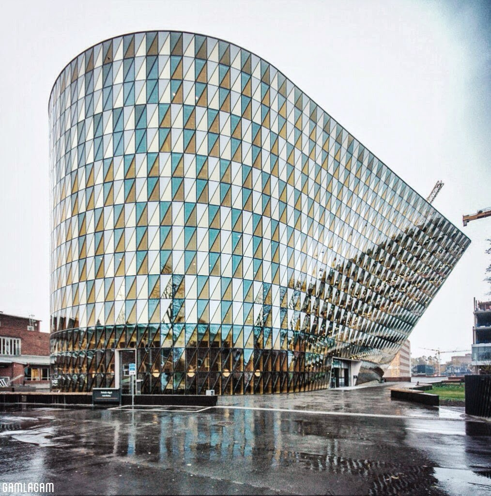 Modern Architecture: The Best Of Modern Architecture In Stockholm