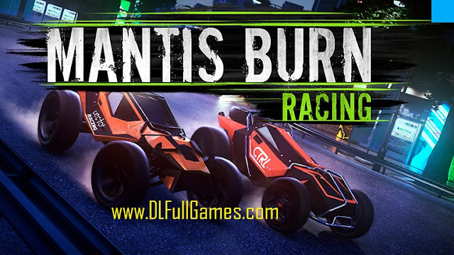 Mantis Burn Racing Elite Class-PLAZA Free Download PC