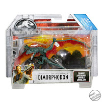 Mattel Jurassic World Toys Attack Pack Dimorphodon 01