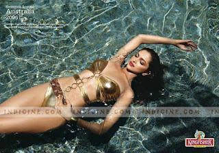 Deepika Swimming In Bikini 2