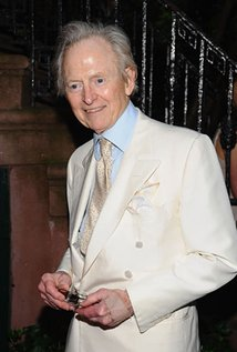 Tom Wolfe. Director of The Right Stuff