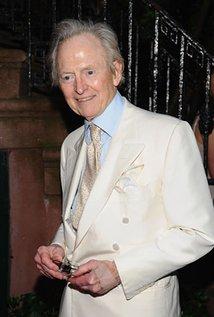 Tom Wolfe. Director of The Bonfire of the Vanities