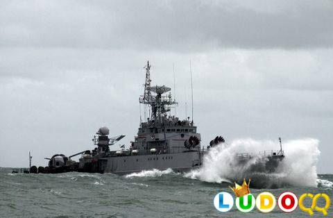 BANDARQ ONLINE – Ketegangan di Laut Natuna, Kapal Vietnam Tabrak Kapal TNI AL