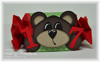 teddy bear stampin up