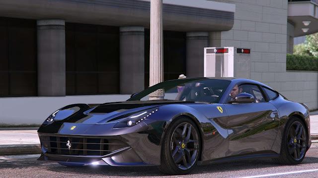 Kereta Ferrari Berniletta