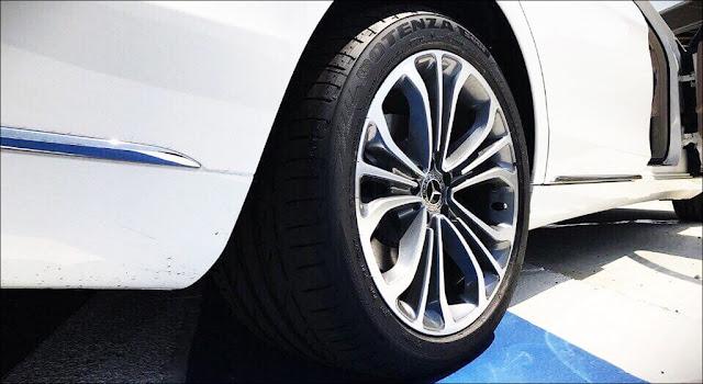 Thiết kế mâm xe Mercedes S450 L Luxury 2019