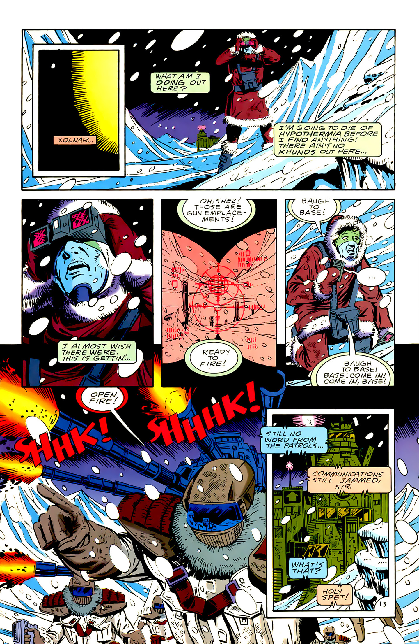 Legion of Super-Heroes (1989) 16 Page 13