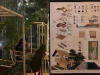 Tiga Pemenang Sayembara Desain Sungai Buntung Dipamerkan