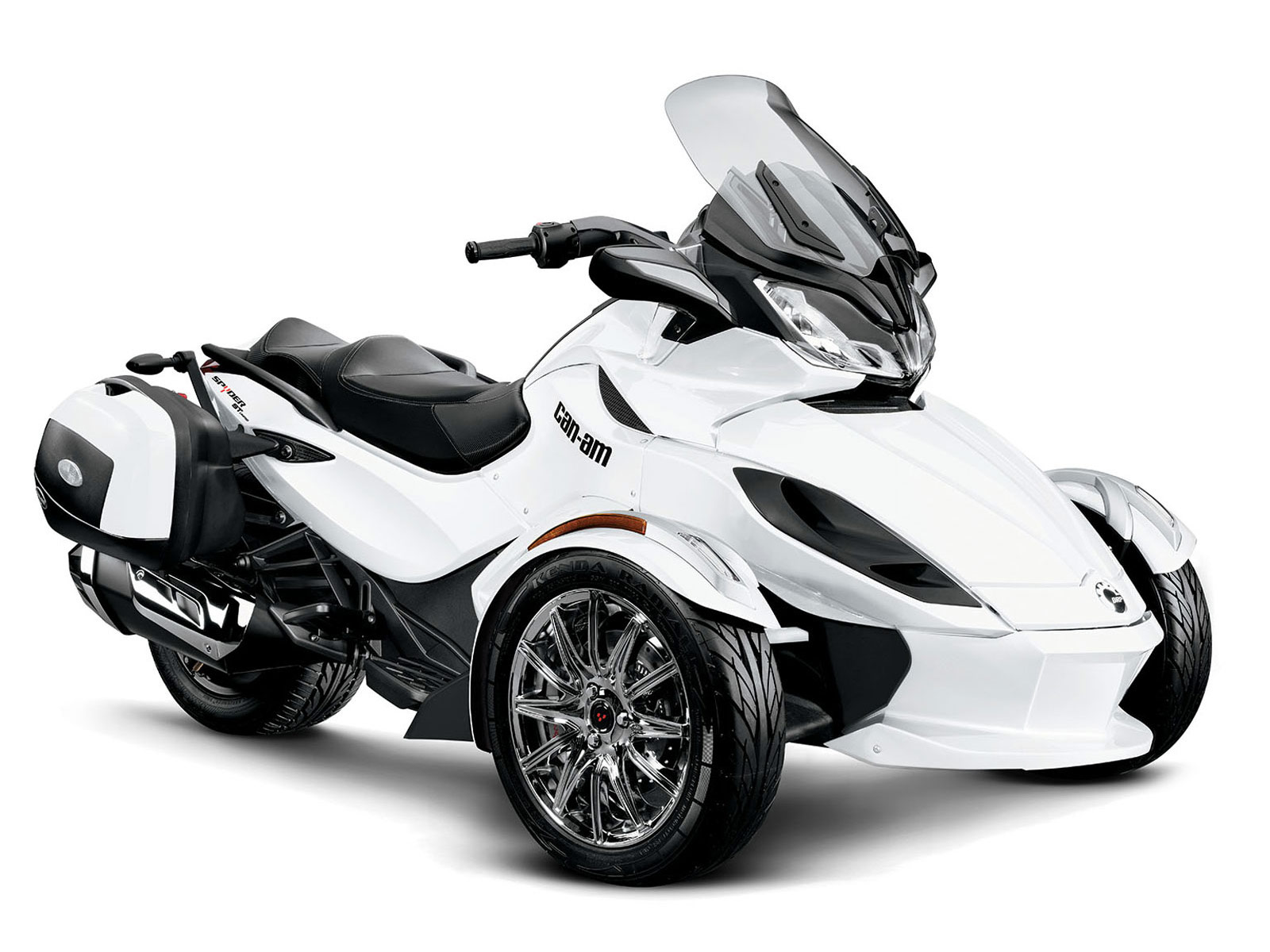 2013 can am spyder st limited motorcycle photos and specs. Black Bedroom Furniture Sets. Home Design Ideas
