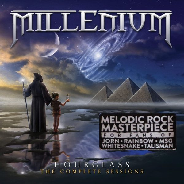 MILLENIUM (Jorn) - Hourglass: The Complete Sessions [remastered +6] (2017) full