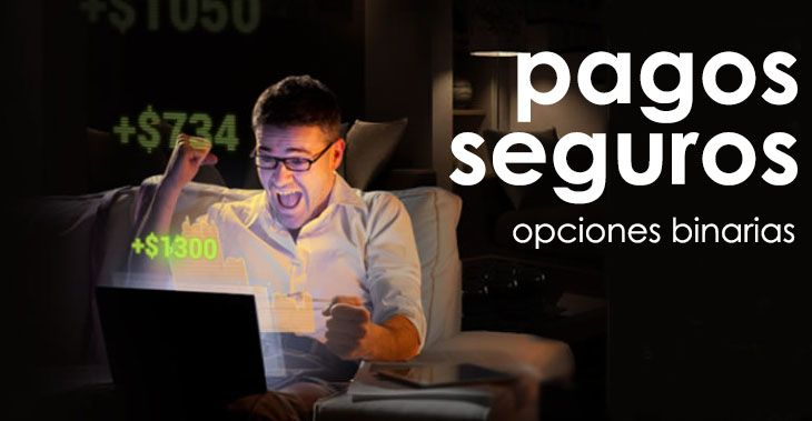 IQ Option Paga