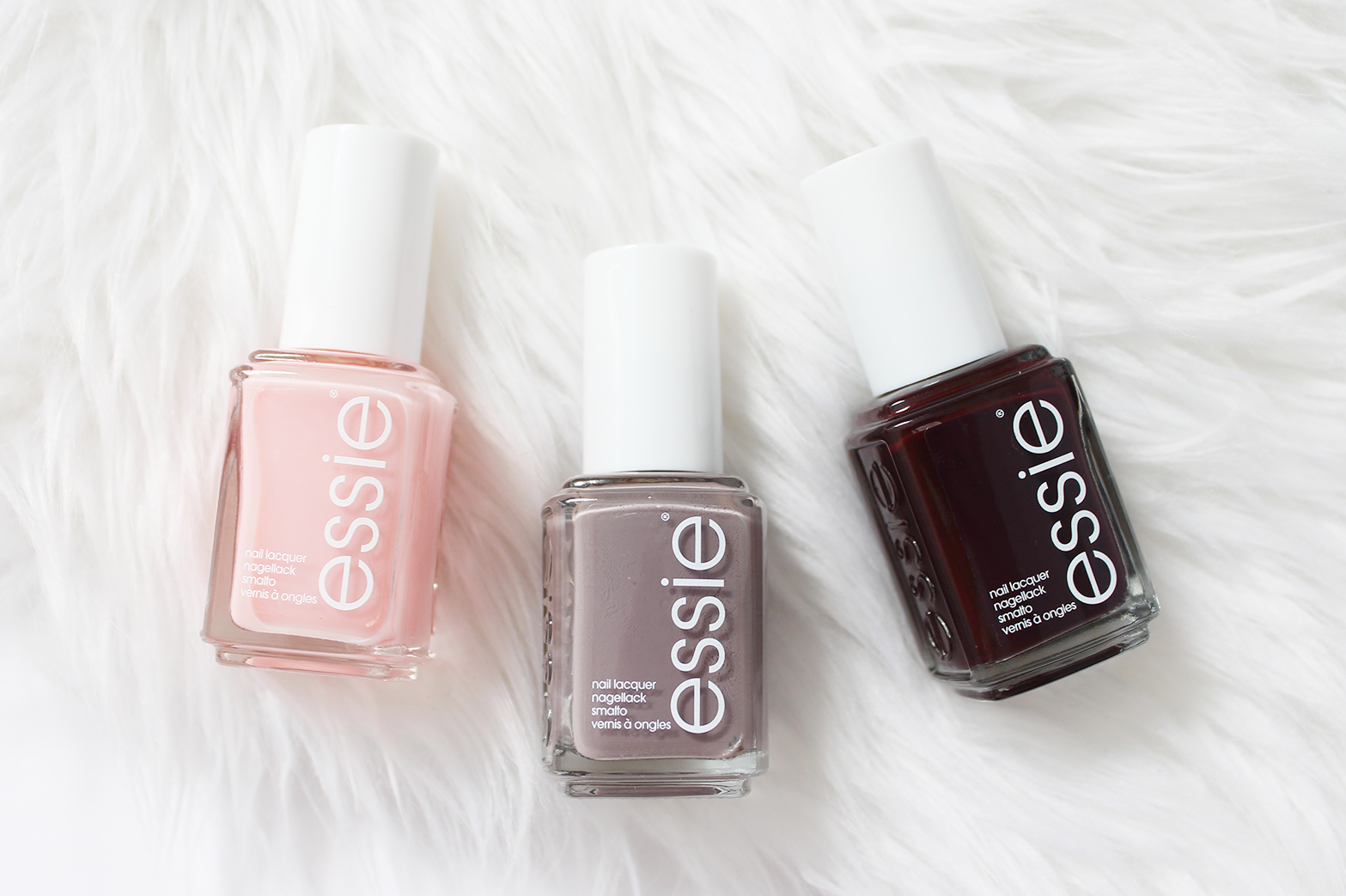 ESSIE | Fall Polish Collection - Review + Swatches - CassandraMyee