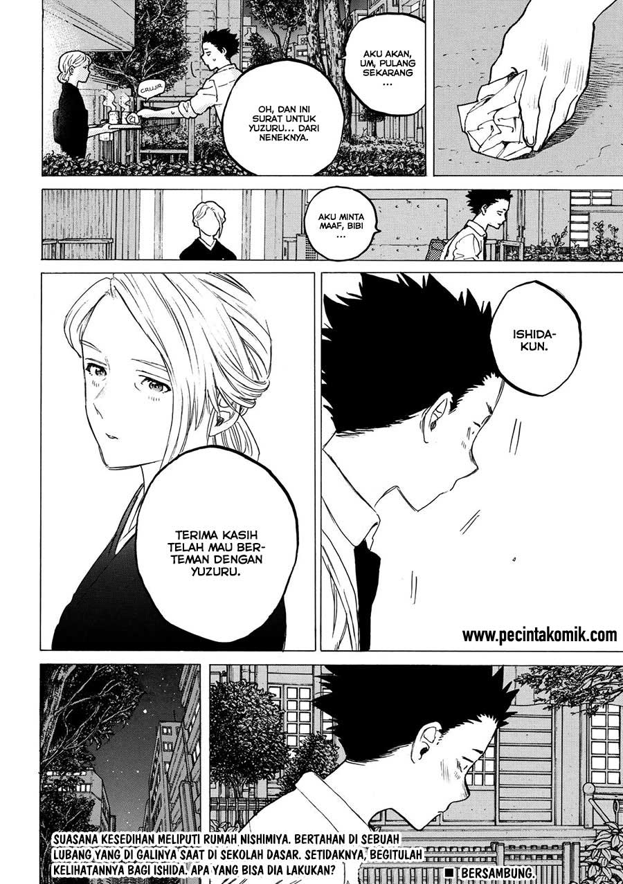 Koe no Katachi Chapter 31-21