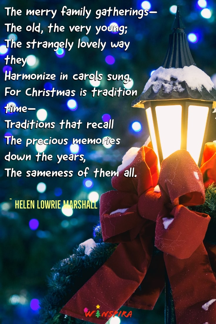 🎄48 Christmas Quotes, Words And Sayings🎄