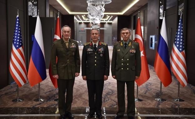 Ο Κόνδορας, η Αρκούδα και η... αλεπού στο παζάρι της Συρίας!