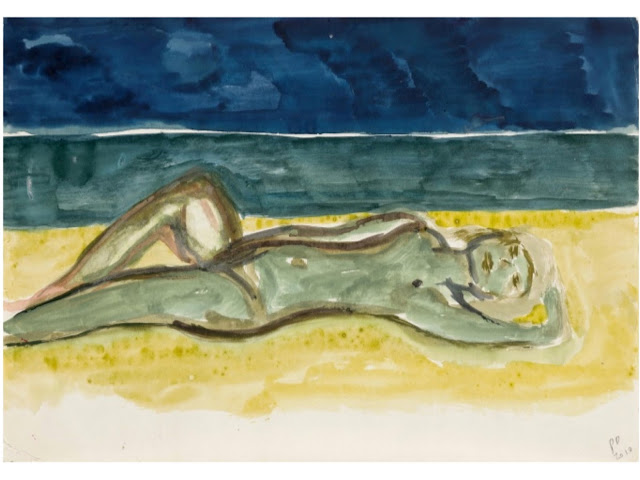 Untitled, Peter Doig