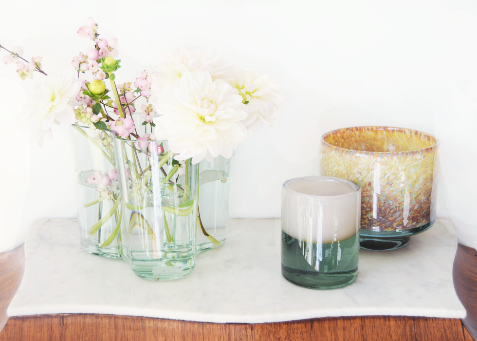 Interior, iittala, flowers, aalto, birthday, limited edtion