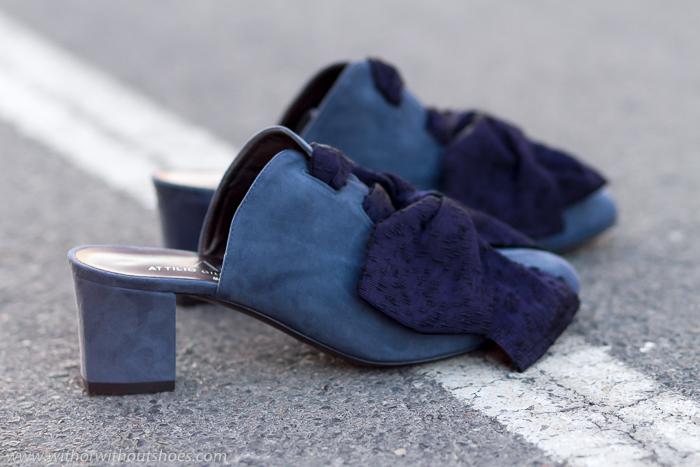 Influencer Blog adicta a los zapatos con lo que se lleva este año