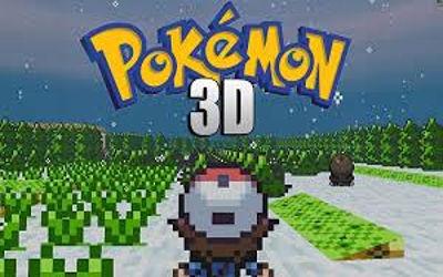 Pokemon 3D - Jeu RPG en 3D sur PC