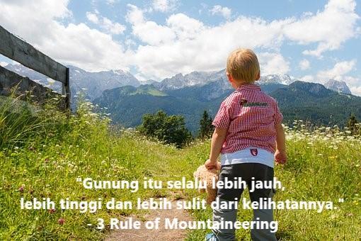 Kata Kata Indah Tentang Alam Pegunungan Pengalaman Hidup