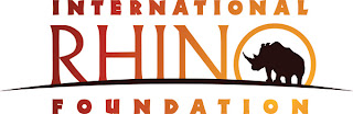 International Rhino Foundation logo