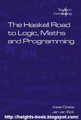 Free ebook download The Haskell Road to Logic Math and Programming pdf