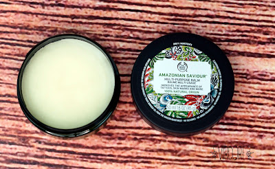 amazonian saviour the body shop